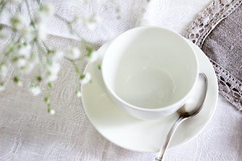 čajový šálek