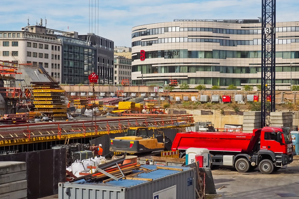obrázek staveniště